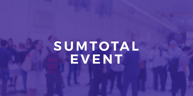 SumTotal Event