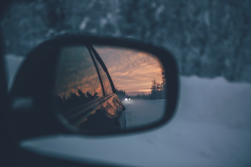 Hindsight: in the Rearview Mirror