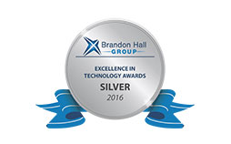Brandon Hall Group 2016 Excellence in Technology