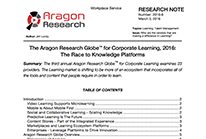 Research Globe™ for Corporate Learning 2017