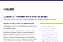SumTotal® Performance and Feedback