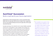 SumTotal® Succession