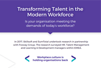 Transforming Talent in the Modern Workforce