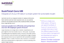 SumTotal Core HR