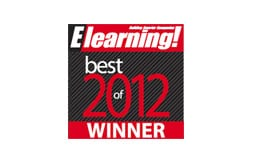 2012 Best of Elearning! Awards