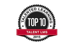 2015 Talented Learning LMS Vendor Awards