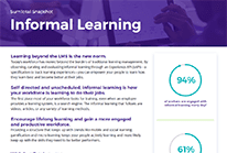 SumTotal Snapshot – Informal Learning