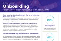 SumTotal Snapshot – Onboarding