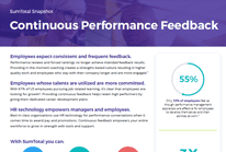 SumTotal Snapshot – Continuous Performance Feedback