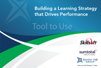 Building a learning Strategy that Drives Performance