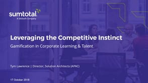 Leveraging the Competitive Instinct