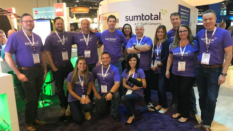 SumTotal at HR Tech