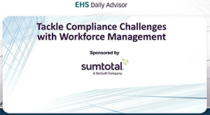 Tackle Compliance Challenges with Workforce Management