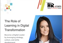The Role of Learning in Digital Transformation