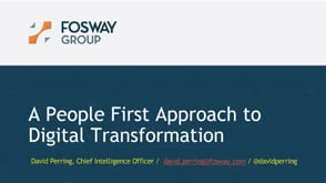 A People-First Approach to Digital Transformation