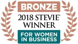 Stevie® Women in Business Award