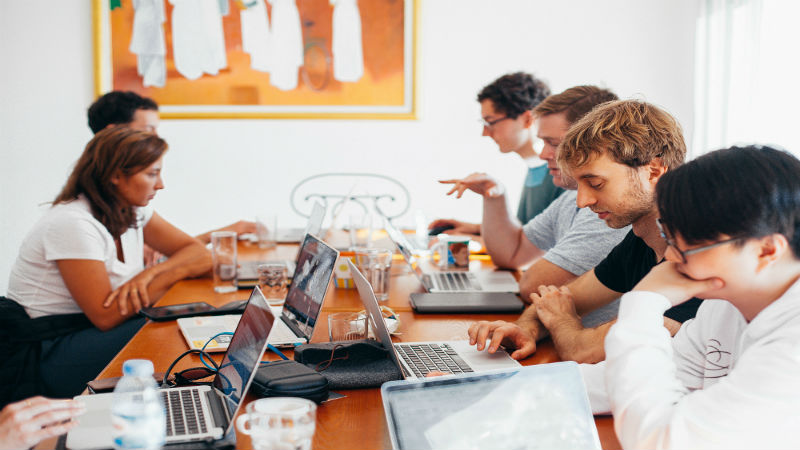 How Collaboration Engages Employees and Drive Productivity