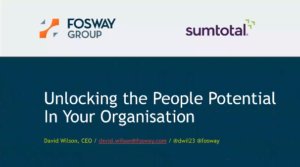 Unlocking the People Potential in Your Organisation
