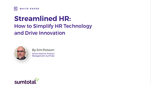 Streamlined HR: How to Simplify HR Technology and Drive Innovation
