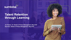 Talent Retention Through Learning