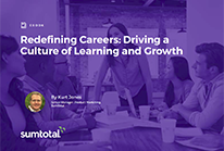 Redefining Careers: Driving a Culture of Learning and Growth