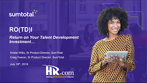 What's the Return on Your Talent Development Investment?