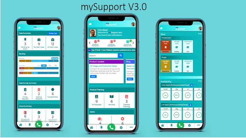 SumTotal's mySupport App Keeps Getting Better