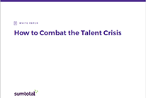 How to Combat the Talent Crisis