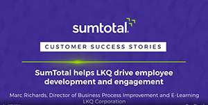 LKQ Drives Employee Development and Engagement