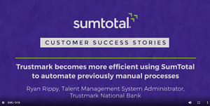 Trustmark Bank – Efficiency through Automation