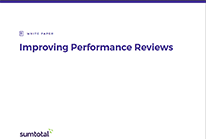 Improving Performance Reviews